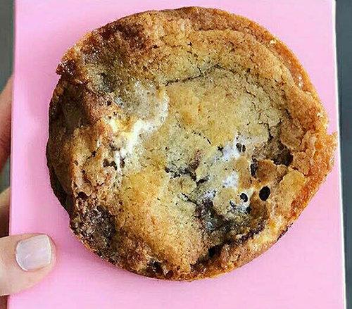 עוגיית סמורס, שואו רום. צילום: נועה רביד טבראני