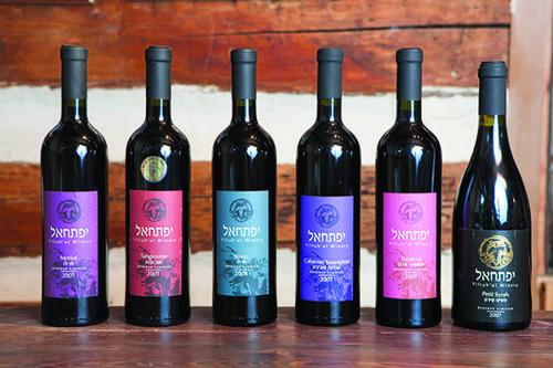 יינות זניים, יקב יפתחאל. צילום: אנטולי מיכאלו