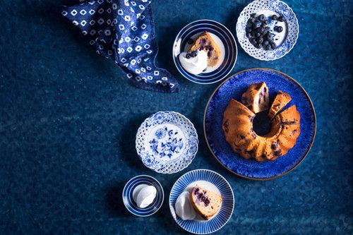 עוגת יוגורט. צילום: דניאל לילה