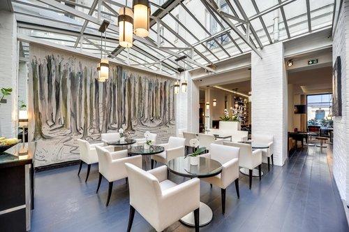 Hotel Le A בפריז. צילום: אתר בוקינג