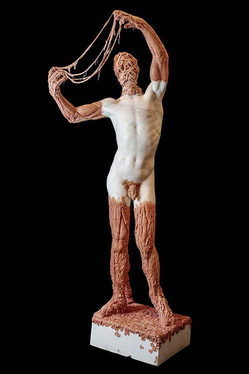 זוהר גטסמן – חומר לעוס (צילום: תומר אפלבאום)