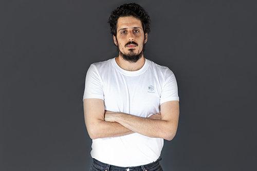 עומר בן סימון (צילום: דין אהרוני רולנד)