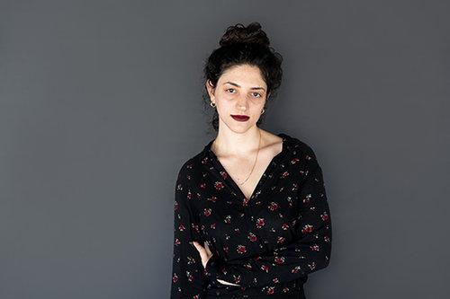 שירה פלורנטין (צילום: דין אהרוני רולנד)