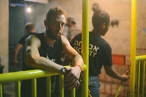 תומר קנאפ (צילום: גוני ריסקין)