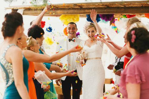 לנשום עמוק, החתונה הזו היא לא רק שלכם. צילום: שאטרסטוק