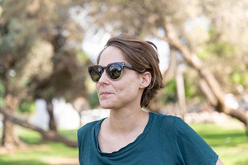 מאיה לקר, מובייק (צילום: דין אהרוני רולנד)