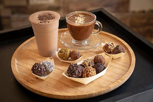לגיטימי במקום הקפה של הבוקר? צילום: אנטולי מיכאלו