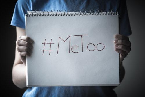 #metoo (צילום: Shutterstock)