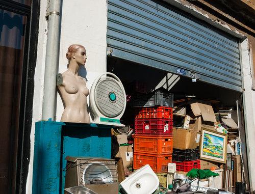 שוק הפשפשים (צילום: shuttertsock)