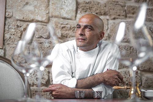 השף סלאח כורדי (צילום: איליה מלניקוב)
