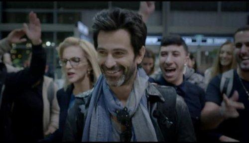 """סצנת הפתיחה של """"איש חשוב מאד"""" 2"""