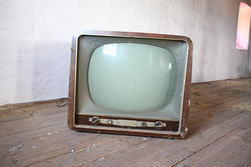 כבר לא טלוויזיה מהדור הישן. צילום: pexels