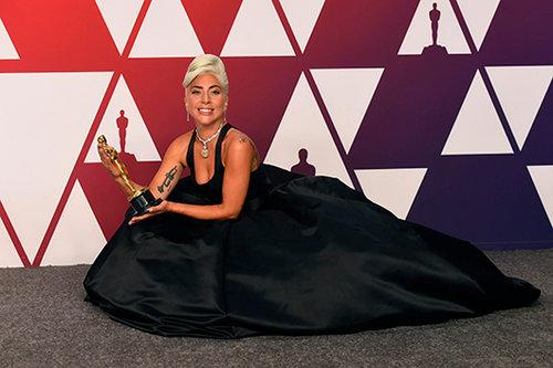 ליידי גאגא, השיזוף והיהלום. צילום: GettyImages